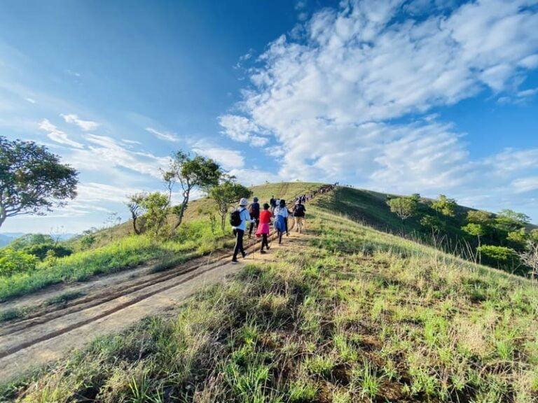 Hành trình chinh phục Tà Năng - Cung Trekking Tà Năng Phan Dũng