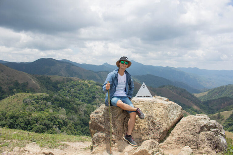 Tour trekking Tà Năng Phan Dũng