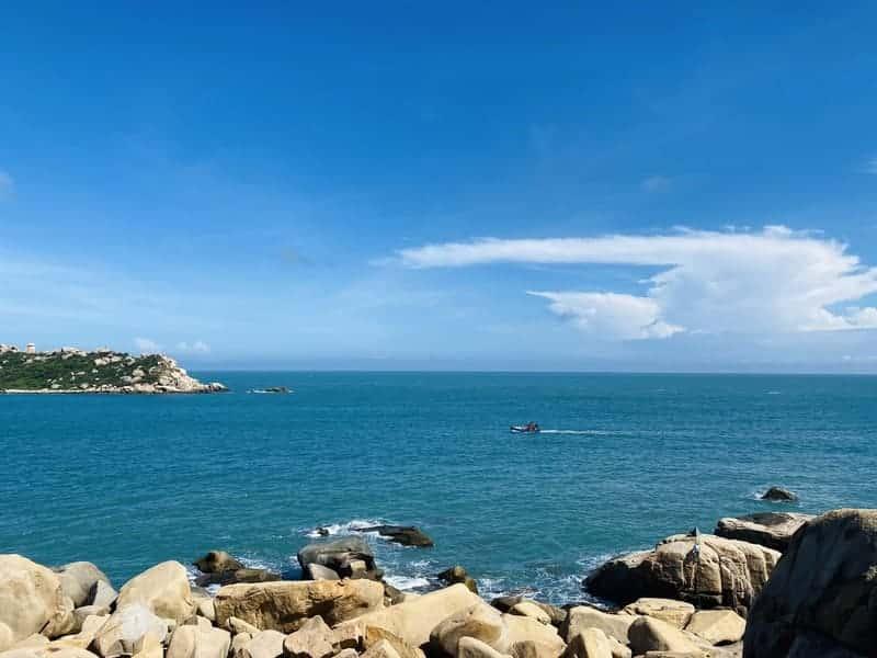 Cực Đông – nơi đón ánh bình minh đầu tiên trên đất liền Việt Nam.