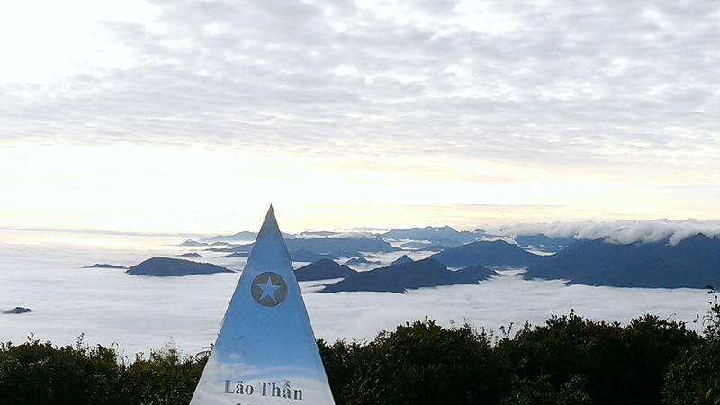 Chinh phục Lảo Thẩn - Cung đường trekking lý tưởng dành cho những tín đồ Trekking Việt Nam - Ảnh Internet