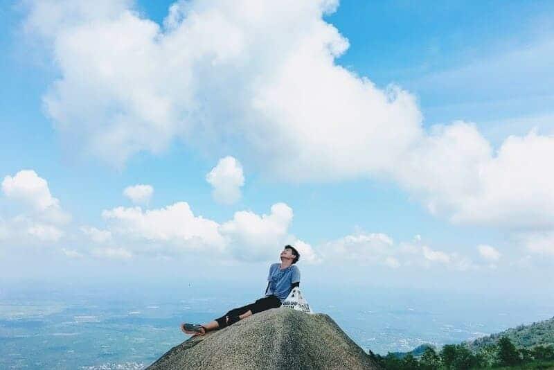 Trải nghiệm tuyệt vời ngắm khung cảnh trên cao
