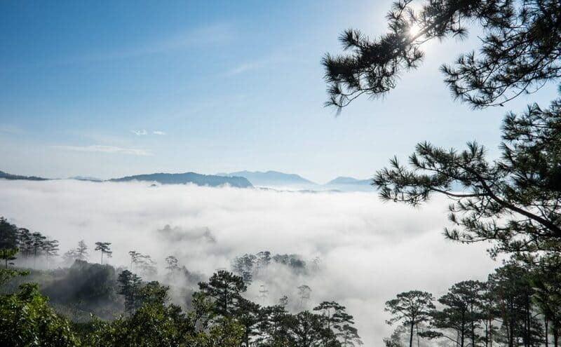 Bidoup Núi Bà - Hành trình lý tưởng dành cho tín đồ Trekking Việt Nam