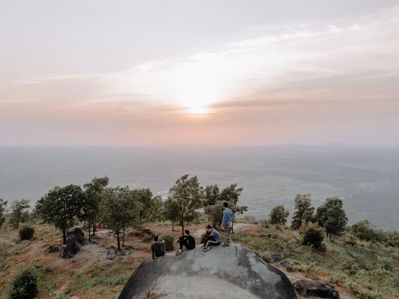 Cảnh sắc Núi Chứa Chan - Nóc nhà Đồng Nai