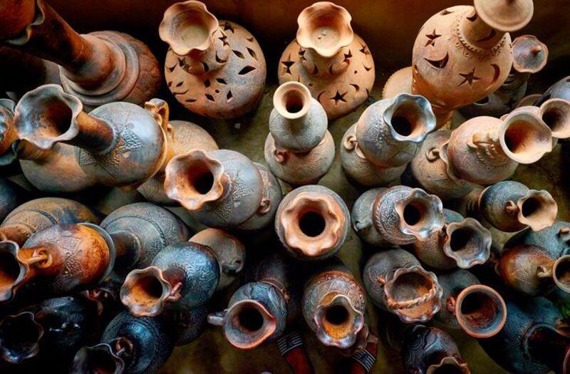 Đến với làng gốm để trải nghiệm và hiểu hơn về những nét văn hóa độc đáo tại đây