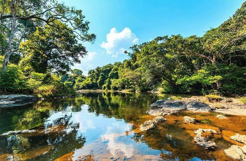 Thác K50 là một trong những thác nước đẹp nhất Tây Nguyên